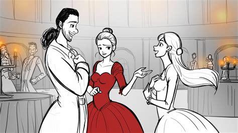 satisfied hamilton storyboard animatic phimcom