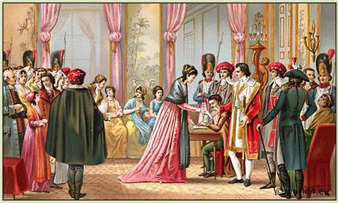 the days of the directoire costumes the
