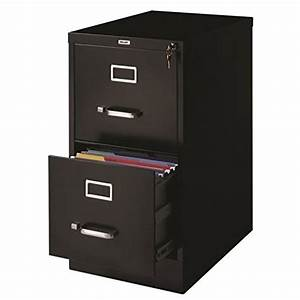 2 drawer letter size file cabinet finish black office store With 2 drawer letter size file cabinet finish black
