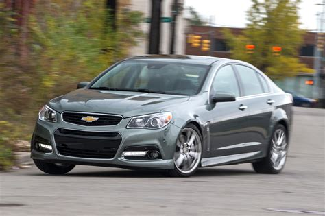chevrolet ss 2014 chevrolet ss first drive motor trend