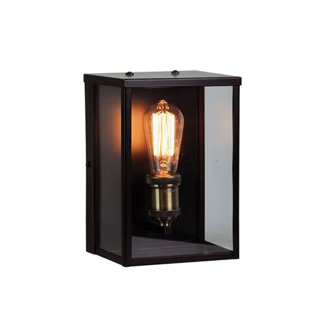 wall lights australia online oakland 1 light exterior industrial wall light matt black