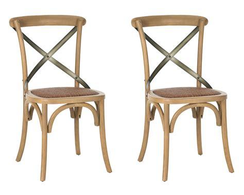 furniture safavieh amh9501c set2 dining chairs furniture by safavieh