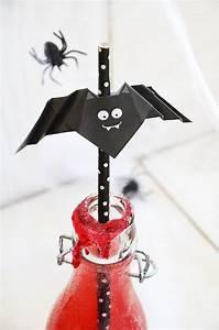 Basteln Halloween Mit Kindern : halloween fledermaus bastelvorlage kindergeburtstag blog ~ Yasmunasinghe.com Haus und Dekorationen