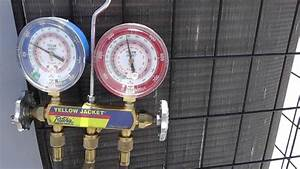 Using Manifold Gauges For An Air Conditioning System Pt4