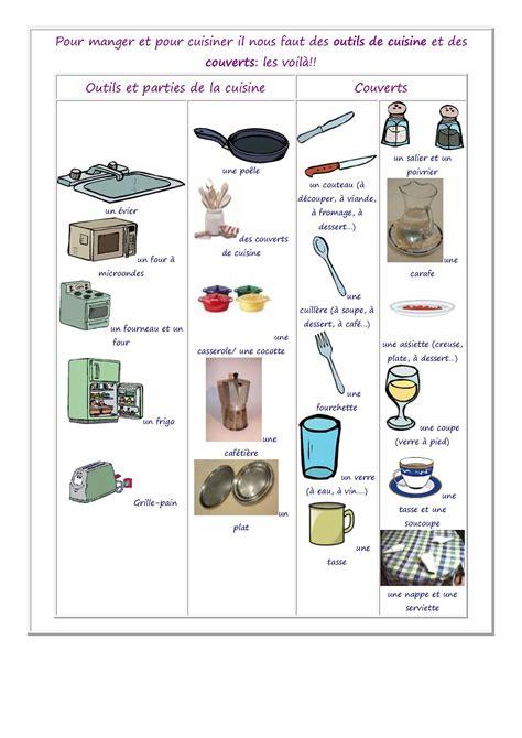 le bruit de la cuisine vocabulaire des aliments de la nourriture et de la