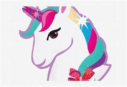 Jojo Siwa Coloring Pages Unicorn Clipart Gambar