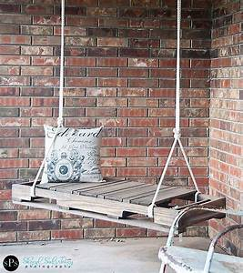 Pic: Easy wood pallet projects