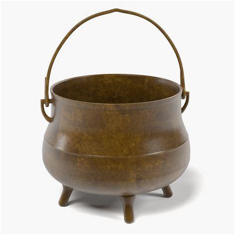 3d model alchemy pot