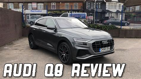 Best Suv On The Market by New Audi Q8 Review The Best Suv On The Market
