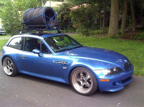 Z3 Roof & 2001 Z3 3.0i Coupe In Titanium Silver Over Black