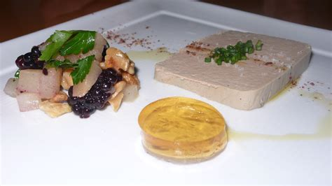 goose liver pate the dish 187 dinner at garcon san francisco