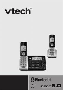 Vtech Answering Machine Dect 6 0 User Guide