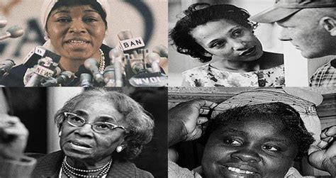 female civil rights leaders  shouldnt  forgotten
