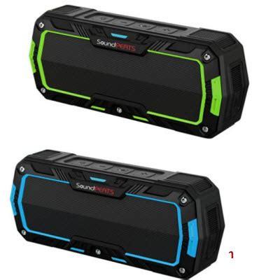soundpeats 5828729 outdoor shower portable bluetooth