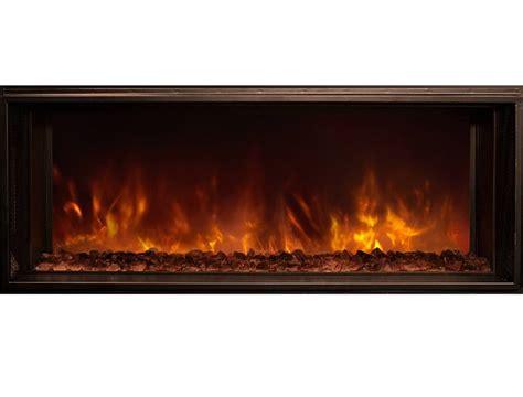 modern flames   landscape fullview electric