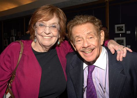meara and jerry stiller jerry stiller performs in mooristown new jersey 171 media outrage