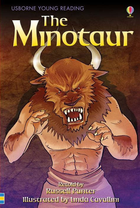 minotaur  usborne books  home