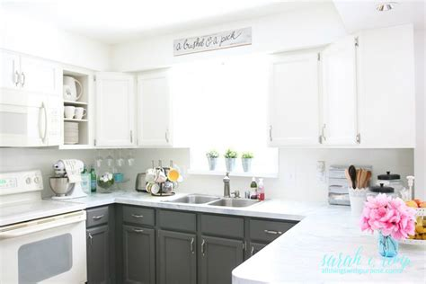 Diy Budget-friendly White Kitchen
