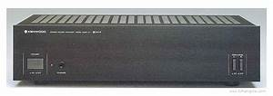 Kenwood Basic M1 - Manual - Stereo Power Amplifier