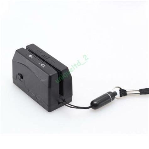 The credit card is one of the easiest payment tools that could be thought up. Mini Credit Card Reader   eBay