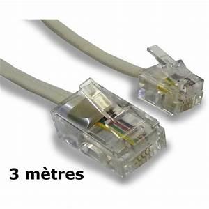 Adaptateur Téléphonique Bbox : cable adsl ~ Nature-et-papiers.com Idées de Décoration