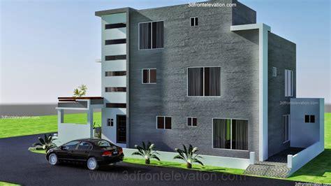 plot plans 3d front elevation 10 marla modern architecture