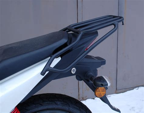 motorcycle luggage rack motorcycle luggage rack rear rack reinforced with