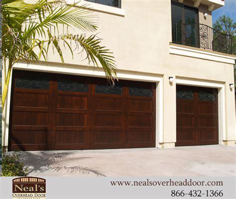 spanish style custom garage doors designs