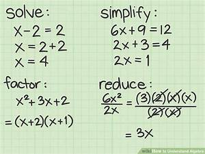 How To Understand Algebra  With Pictures