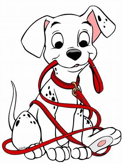 Dalmatians 101 Clipart Clip Puppies Disney Dalmatian