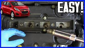 How To Replace Spark Plugs Chevrolet Sonic 1 4l Gasoline