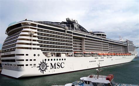 msc cruises stops calls to tunisia until 2016