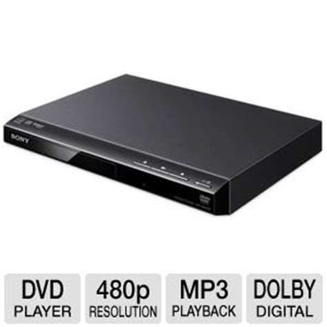 Cd Player Resume Play by Sony Progressive Scan Dvd Player With 480p Progressive Output Fast Playback