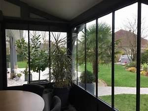 Veranda Style Atelier : r novation d 39 une v randa dans un style atelier la londe ~ Melissatoandfro.com Idées de Décoration