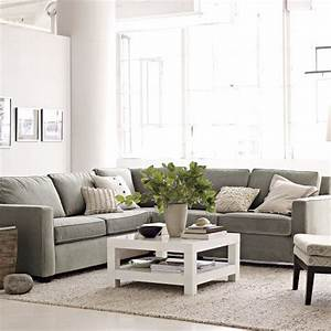 west elm inspiration sofa track arm is perfect to fit With gray sectional sofa west elm