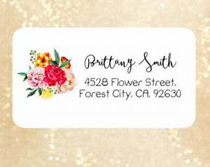 cute etsy With cute mailing labels