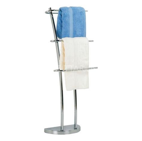 sagittarius geneva free standing towel rail chrome ac 264 c bathrooms