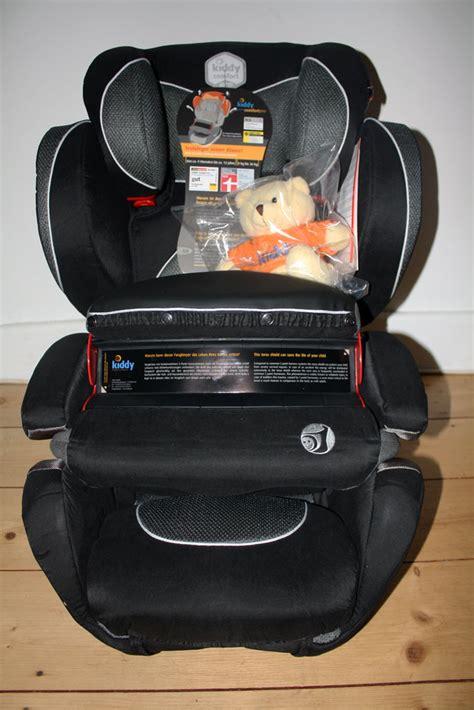 kiddy comfort pro car seat  saves lives