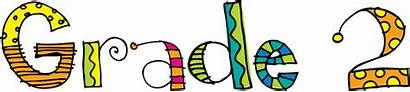 Grade 2nd Welcome Clipart Transparent Clip Sign