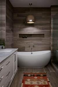 salle de bain carrelage salle de bain imitation bois With carrelage salle de bain imitation bois