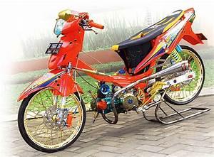 Honda Supra Fit  U201906 Malang   Raja Modif Smkn 1