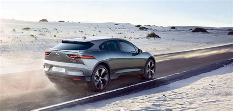 Jaguar Maker by Legacy Luxury Car Maker Jaguar Launches All Electric I
