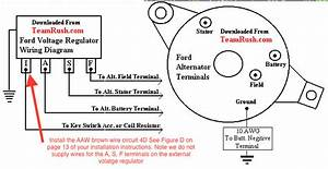 Wiring Question Alternator Wiring Diagram