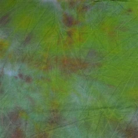 Photography Backdrops 10x10 by 10x10 Ft Tie Dye Green Muslin Photography Backdrop