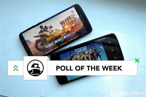 whats  pubg  fortnite poll   week