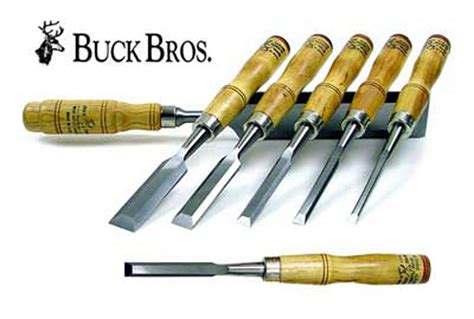 buck bros bench chisels fast  shipping