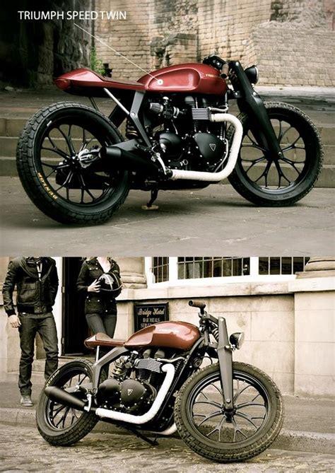 custom triumph motorcycle