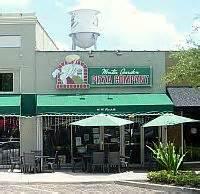 find winter garden restaurants fine dining mexican