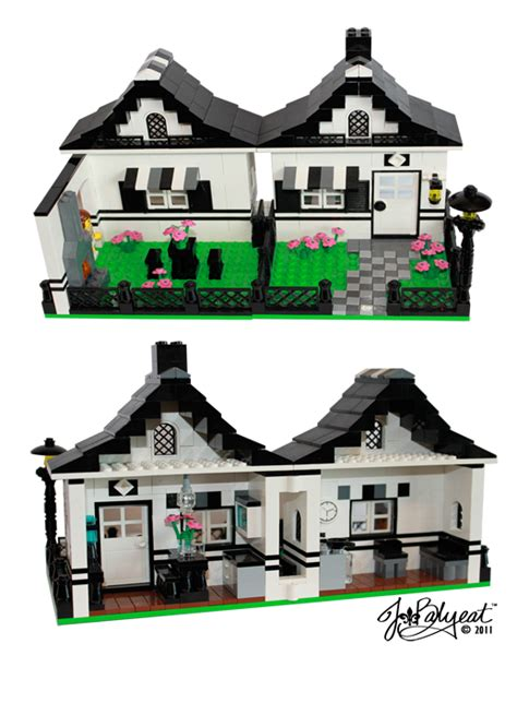 la maison the house lego