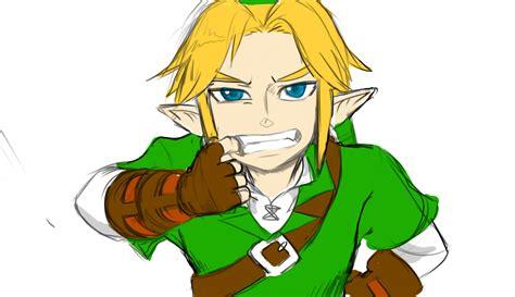 Link (toki No Ocarina) (link (ocarina Of Time))